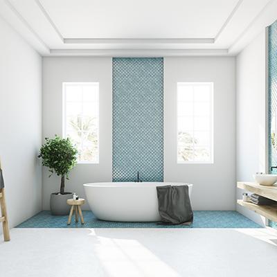 Création salle de bain, Lyon