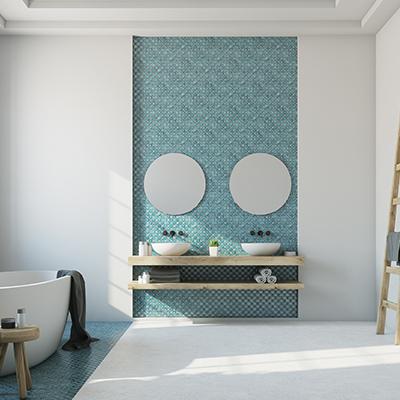 Rénovation, aménagement salle de bain, Lyon