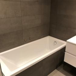 Rénovation carrelage salle de bain, Lyon