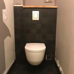 Réparation fuite sanitaire Lyon
