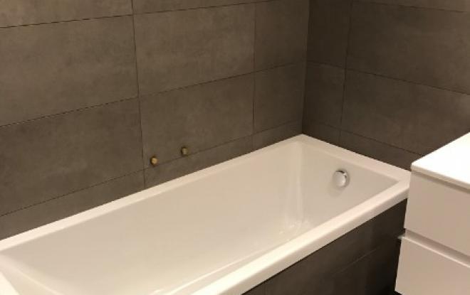 Création d'une salle de bain non loin de Lyon